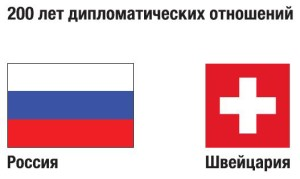 200 ЛЕТ ДИПЛОМАТИЧЕСКИХ ОТНОШЕНИЙ_Россия-Швейцария