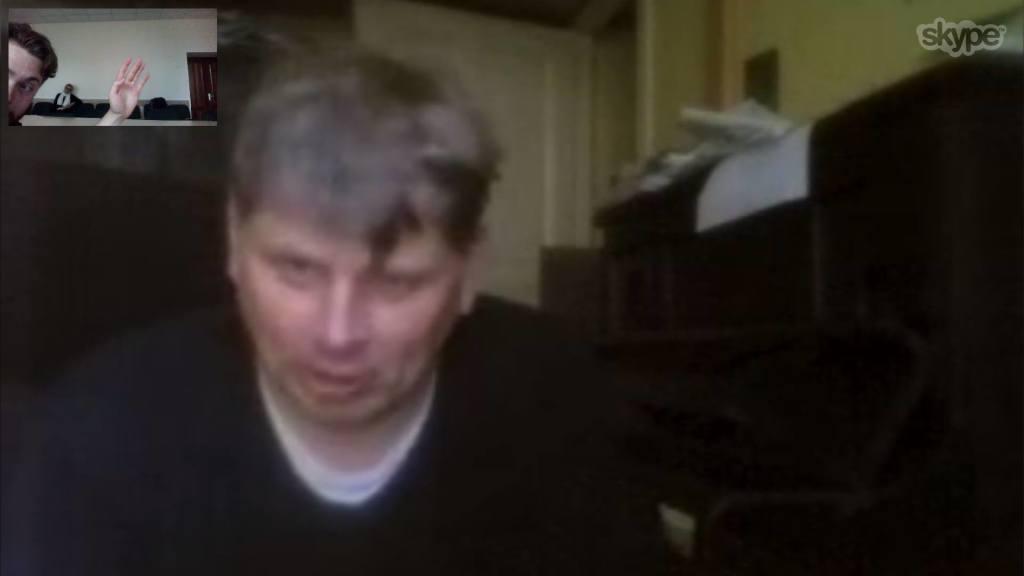 Мастер-класс Сергея Невского