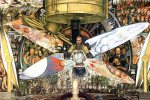Diego Rivera. Man at the Crossroads