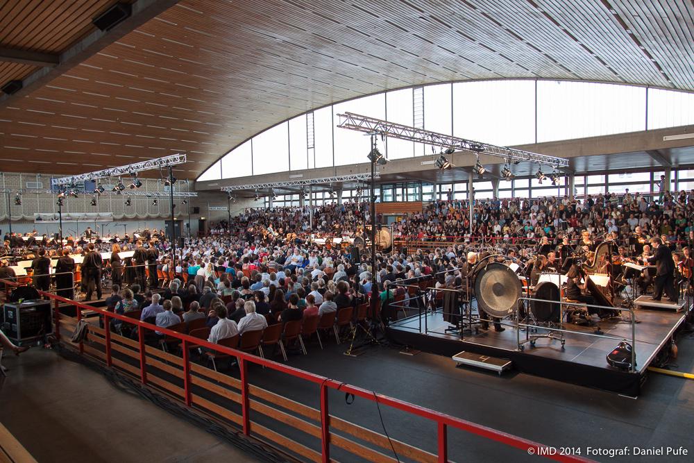 Darmstadt - Internationale Ferienkurse für Neue Musik 2014